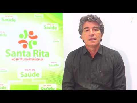O Dr Aguiar Farina, do Hospital e Maternidade Santa Rita