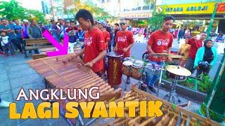 Video LAGI SYANTIK - Angklung Malioboro, Gambang Bambu-nya Bikin Musik Tambah Gurih (CAREHAL Jogja) MP3, 3GP, MP4, WEBM, AVI, FLV Januari 2019