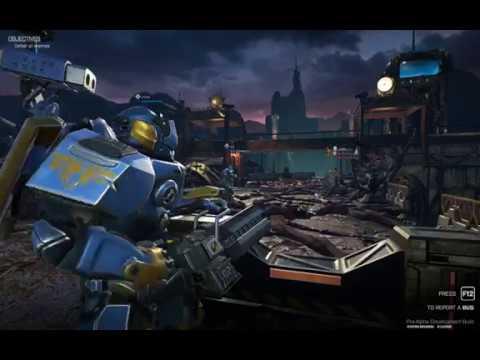 Phoenix Point - pre alpha (видео)