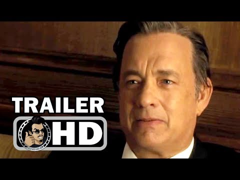 THE POST Official Trailer (2017) Tom Hanks, Meryl Streep Drama Movie HD