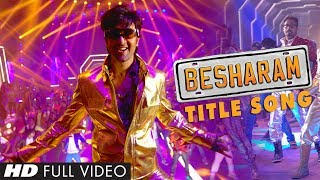 Nonton Besharam Title Song || Full Video (HD) || Ranbir Kapoor, Pallavi Sharda Film Subtitle Indonesia Streaming Movie Download