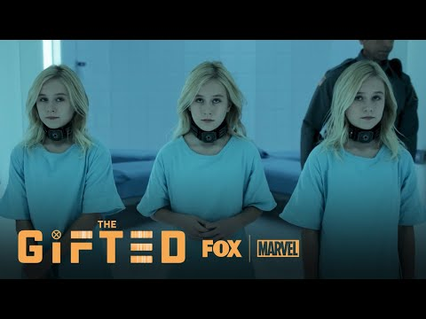 The Frost Sisters Are Forced To Use Their Powers | Season 2 Ep. 6 | THE GIFTED