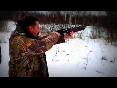 тест ружья мр 43