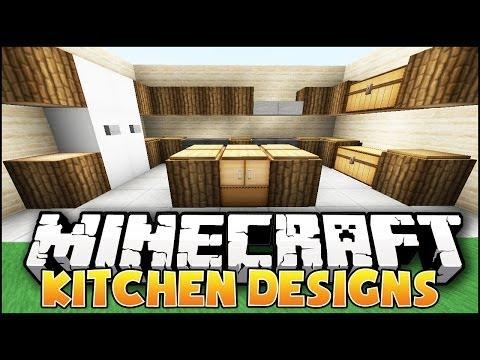 Kitchen designs private 4rum for Kitchen designs minecraft