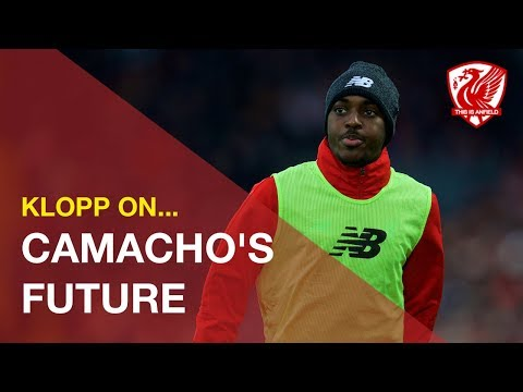 Jurgen Klopp Responds To Speculation Over Rafa Camacho's Liverpool Future