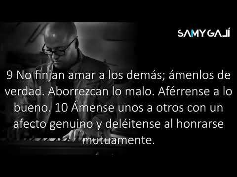 Fotos de amor - Samy Galí - Versos Bíblicos Acerca Del Amor (Romanos 12:9-10) [Sanidad Interior]