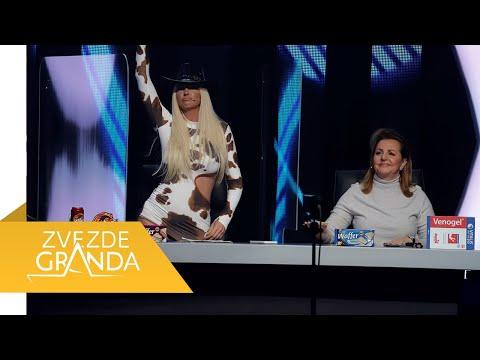 ZVEZDE GRANDA UŽIVO 2021: Cela 55. emisija (20. 02.) - video - zadnja emisija - Dalje su prošli Rijad, Nataša, Nemanja, Valentina, Svetlana, Sidik, Nermina i Mimi