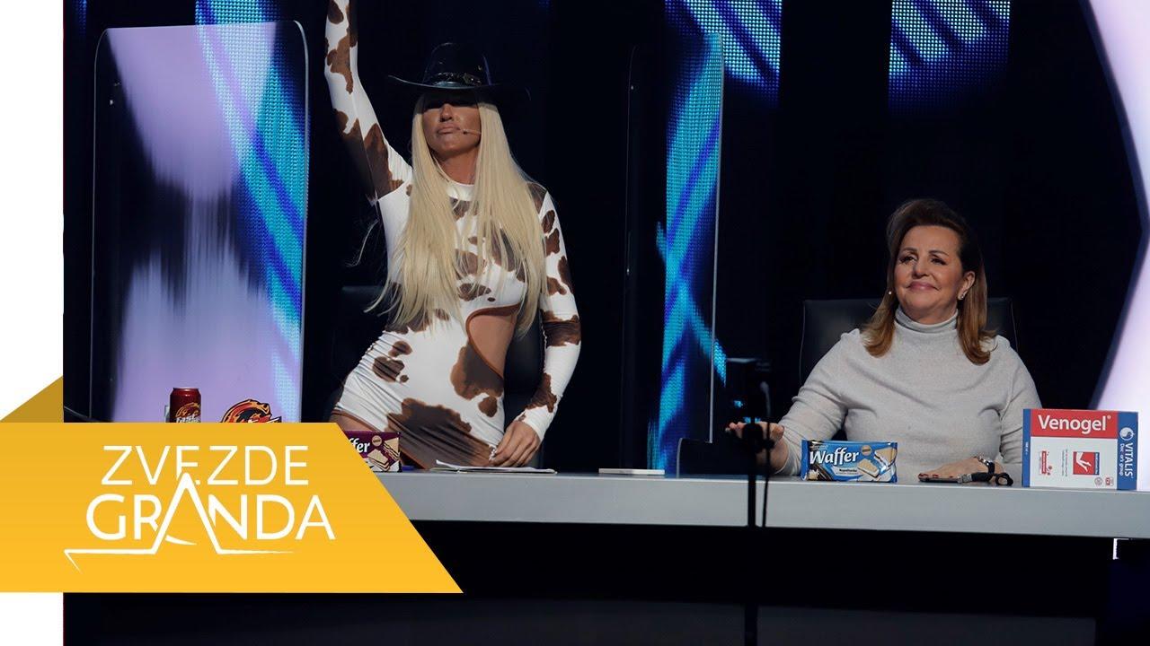 ZVEZDE GRANDA 2021 – cela 55. emisija (20. 02.) – pedeset peta epizoda – snimak