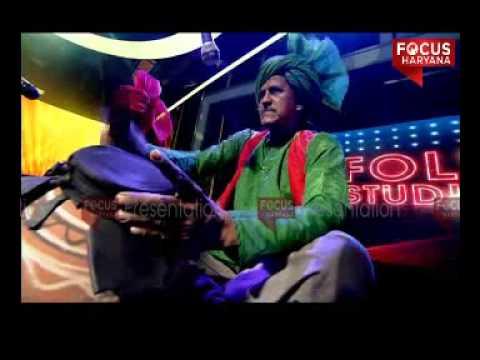Video Famous Haryanvi Ragni  Rajendra Singh Kharakiya presents 'Paani Aali' on Folk Studio download in MP3, 3GP, MP4, WEBM, AVI, FLV January 2017