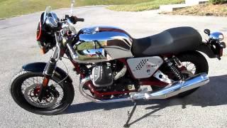 2. 2013 Moto Guzzi V7 Racer