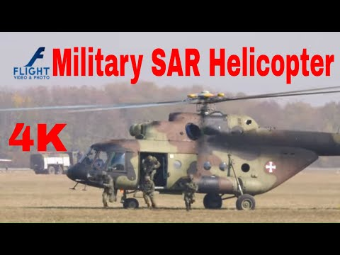 Military SAR (Search and Rescue)...