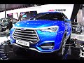 Officially Official 2016, 2017 the JAC SC5 concept SUV for the Beijing Auto Show