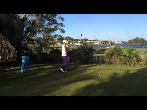 [Australian Golf Schools _ ANK GOLF]AnK골프 송병욱 티샷