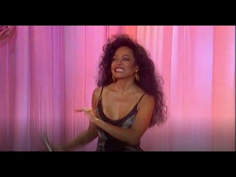 Diana Ross rare 1994 chain reaction performance