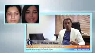 Op. Dr. Mustafa Ali Yanık şikayet li burun estetiği fiyatları ne kadardır ?