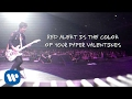 Green Day - Cigarettes and Valentines [Lyric Video]