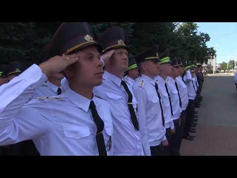 99 лет на страже правопорядка (ФОТО+ВИДЕО)
