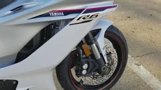 8. 2018 Yamaha R6