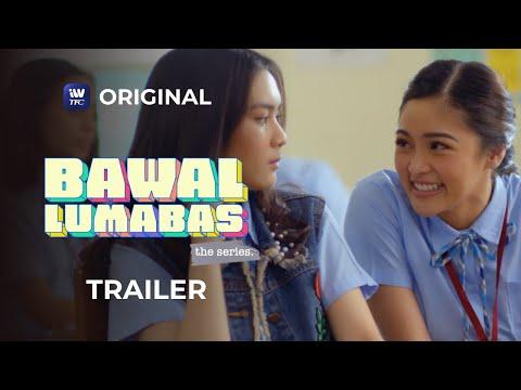Bawal Lumabas: The Series Trailer | iWantTFC Original Series