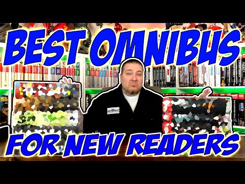 Top 10 OMNIBUS for New Readers