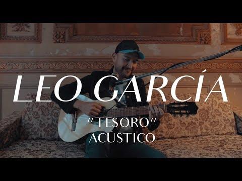 Leo García video Tesoro - CMTV Acústico 2017