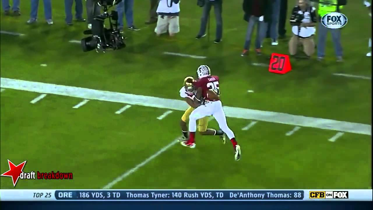 TJ Jones vs Stanford (2013)