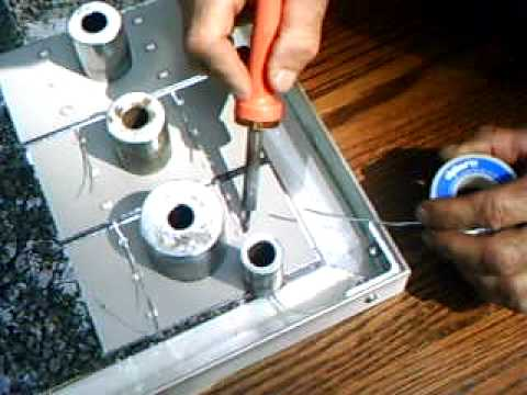 How to make a solar panel at home part 1 save on your power bill