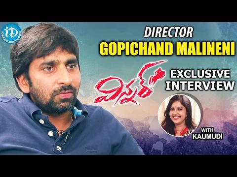 Director Gopichand Malineni Exclusive Interview
