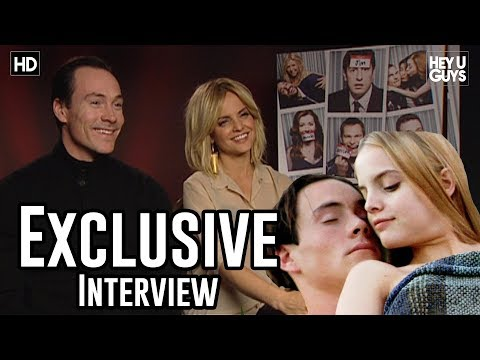 mena subari - Ben Mortimer from HeyUGuys interviews Mena Suvari and Chris Klein for their new movie, American Pie: Reunion or American Reunion if you're in the US.