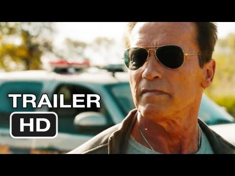 The Last Stand TRAILER (2012) Arnold Schwarzenegger Movie HD Video