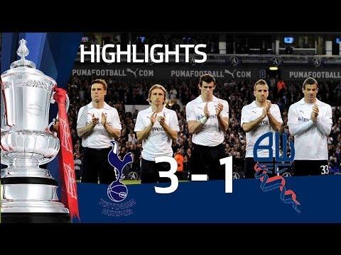 Tottenham Hotspur 3 - 1 Bolton Wanderers