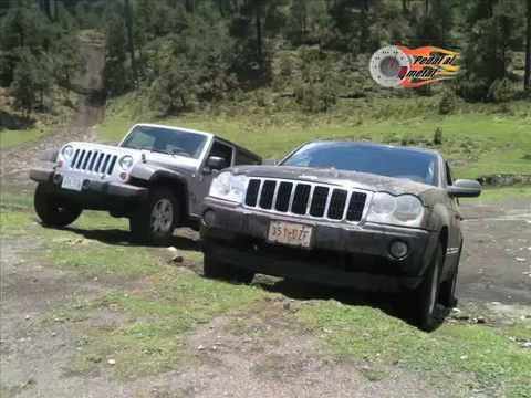 JEEPEANDO 4X4 VS 4X2