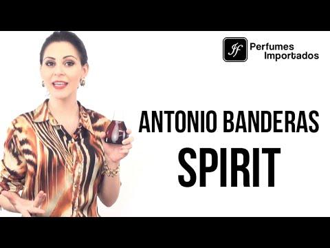 Perfume Antonio Banderas Spirit Masculino - Eau de Toilette