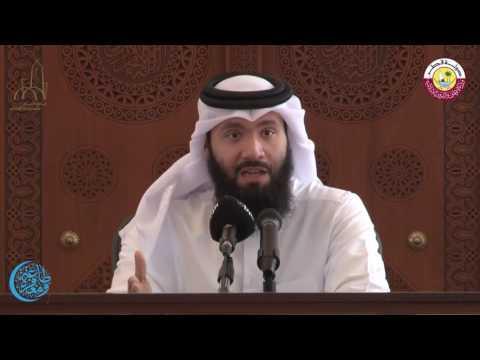 درس العصر بجامع الإمام محمد بن عبد الوهاب للشيخ / معاذ القاسمي- الثلاثاء 23 رمضان 1437 هـ