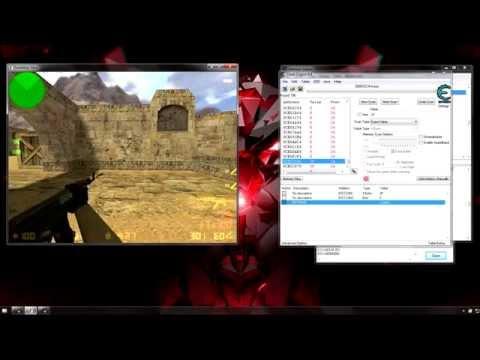 CS 1.6 No Recoil w/ Cheat Engine (Steam)