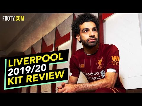 LIVERPOOL 2019/20 NEW BALANCE HOME SHIRT | KIT REVIEW