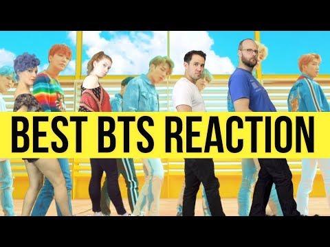 BEST BTS REACTION EVER! - Dreaming in LA #17