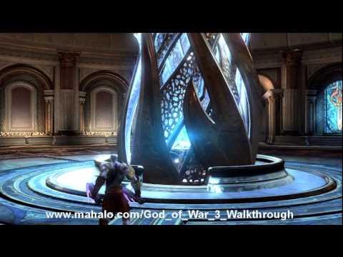 God of War III Walkthrough - The Flame of Olympus HD