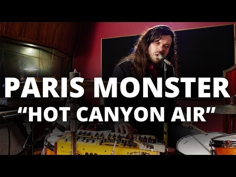 "Meinl Cymbals - Josh Dion (Paris Monster) ""Hot Canyon Air"""