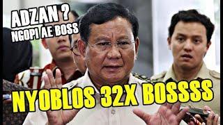 Video Rakyat Makin Kecewa! Prabowo Ngopi Saat Adzan dan Nyebar Hoax Nyoblos 32 Kali MP3, 3GP, MP4, WEBM, AVI, FLV Mei 2019