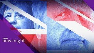 Video Merkel's challenge to UK: An alternative backstop - BBC Newsnight MP3, 3GP, MP4, WEBM, AVI, FLV Agustus 2019