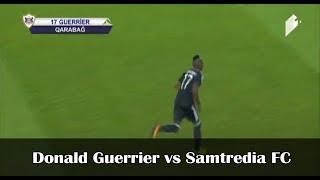 Wilde Donald Guerrier vs Samtredia (Home) HD by Az Scout Wilde Donald Guerrier (born 31 March 1989) is a Haitian footballer...