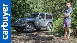 Jeep Wrangler 2-door 2020 in-depth review - Carbuyer by Carbuyer