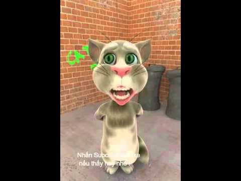 Meo tom hat vong co chu C (видео)