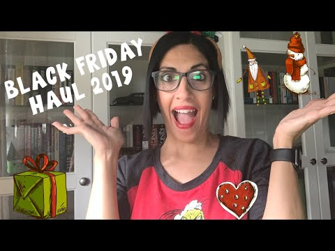 Black Friday Haul 2019