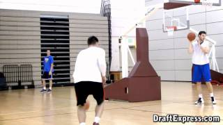 DraftExpress - Nikola Vucevic Pre-Draft Workout & Interview