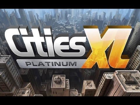 Cities XL Platinum (Steam Gift, Region Free)