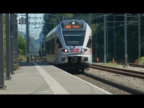 Ελβετία: Μία νεκρή μετά την επίθεση σε τρένο, υπέκυψε και ο δράστης