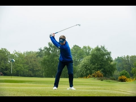 Luke Donald Tips: How to set the perfect grip