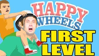 HAPPY WHEELS - My First Levels - Good Times